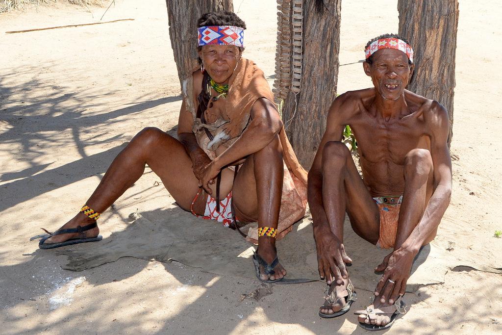 Bushmen (2)