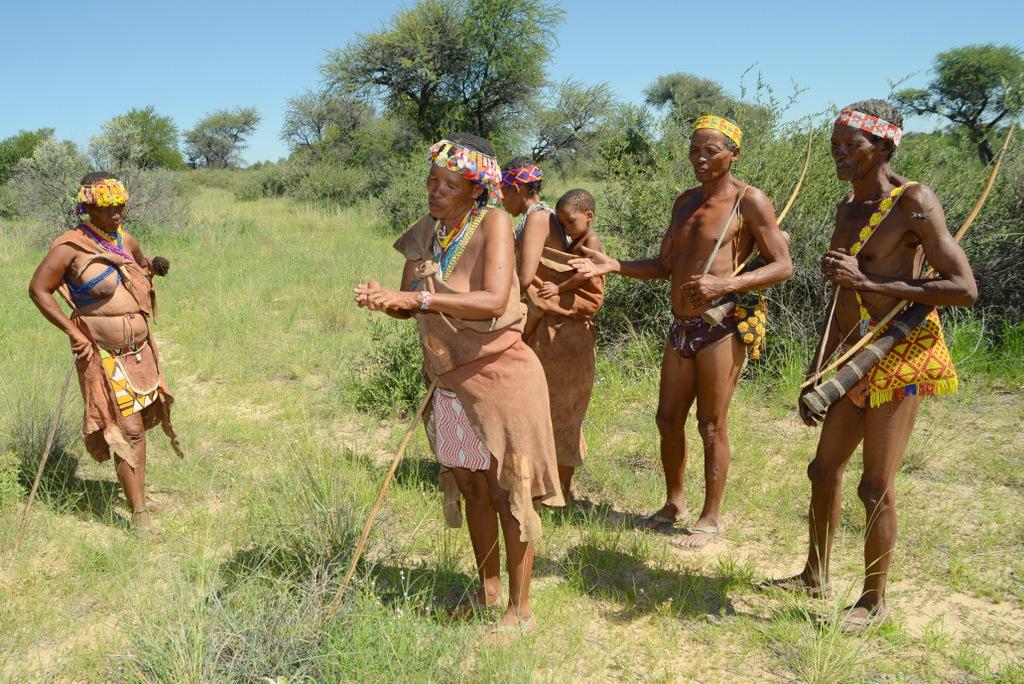 Bushmen (5)