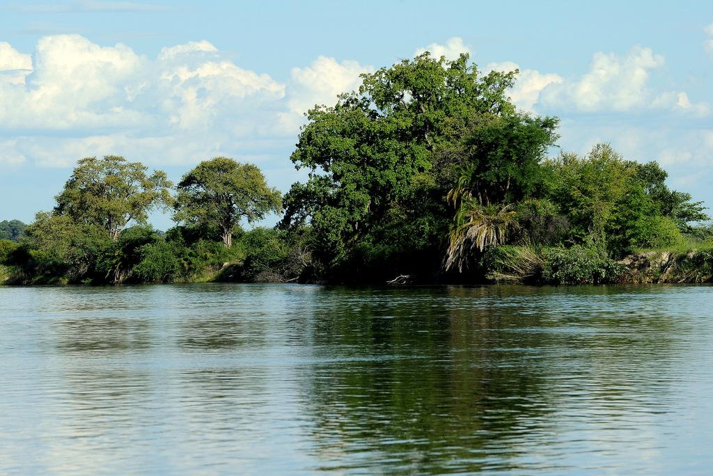 Rivière Okavango