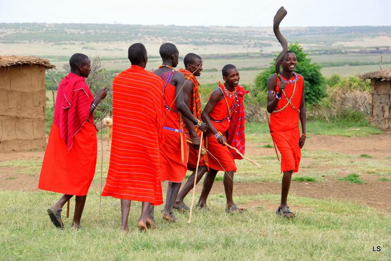 Village massaï (2)