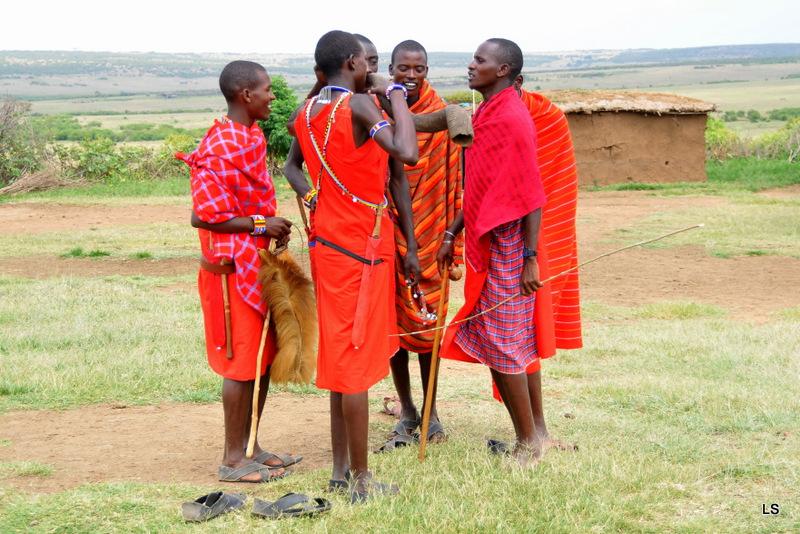 Village massaï (4)